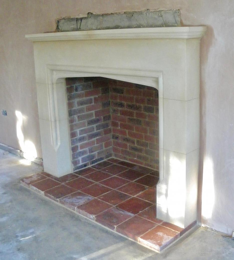 fireplace surround Leicester