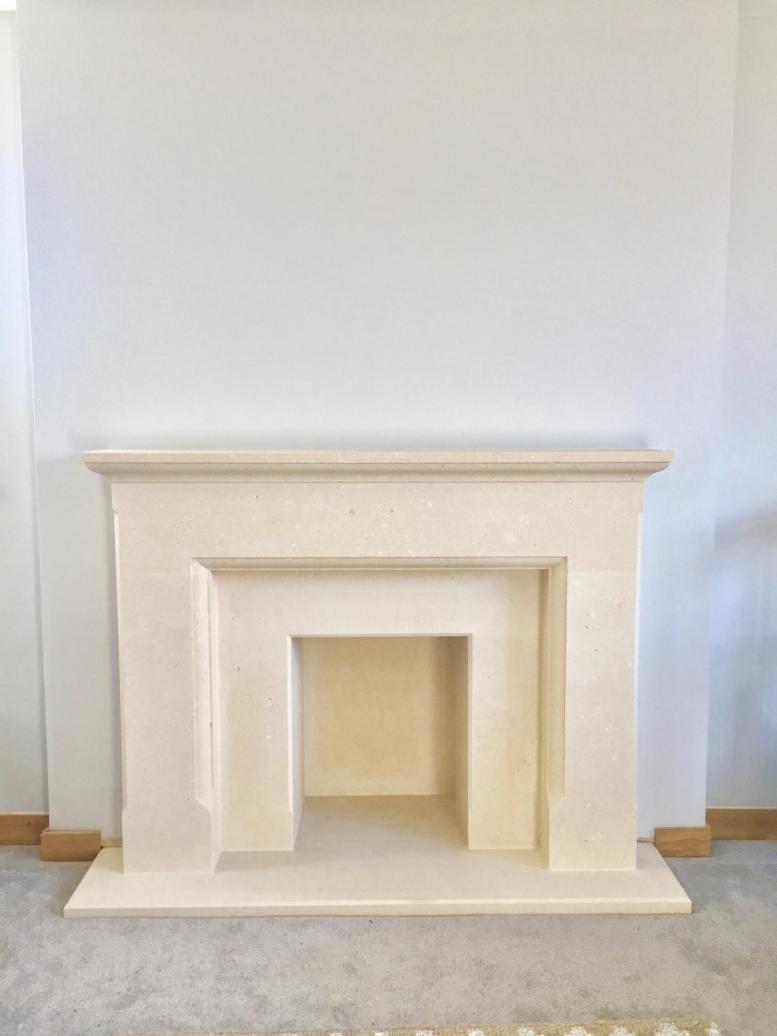 stone Fireplace surround Nottingham