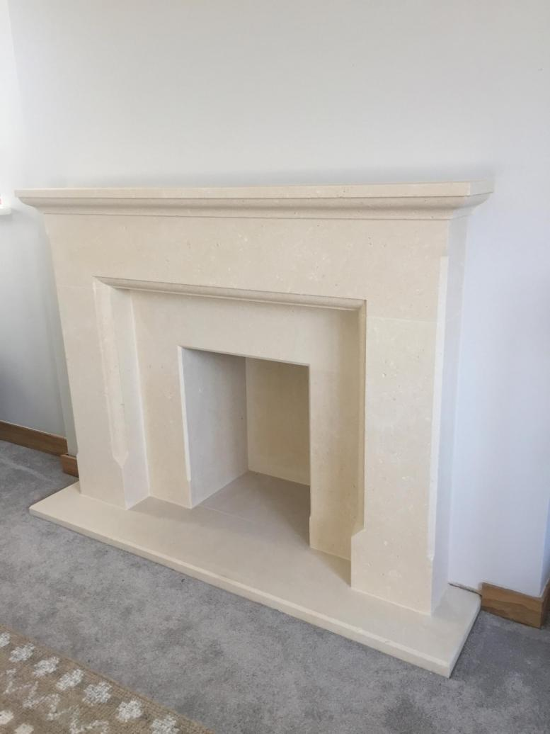 stone fireplaces Leicester