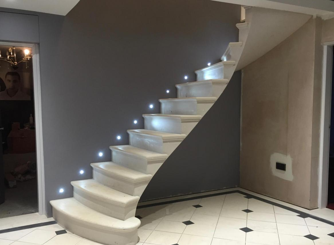 Beautiful Stone Stairs, Stone Staircases, Cantilevered Stairs, Spiral  Staircases Carvero