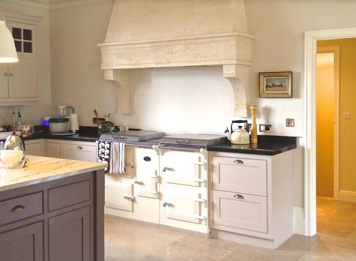 Beautifully handcrafted limestone kitchen canopiesCarvero